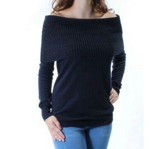Brigette Bardot Neck Sweater